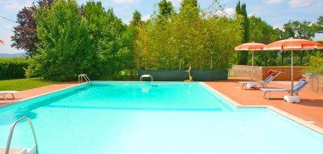Ferienhaus Toskana Sinalunga 625 mit großem Pool und Tennisplatz für 12 Personen, 15.05. – 28.08.2021 Wechseltag Samstag, sonst flexibel auf Anfrage – Mindestmietzeit 1 Woche. – – Wenn wegen Corona / Covid 19 keine Anreise möglich ist, kann kostenlos umgebucht oder storniert werden!