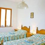 Ferienhaus Toskana TOH625 Schlafraum mit 2 Betten