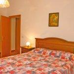 Ferienhaus Toskana TOH625 Schlafzimmer mit Doppelbett