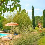 Ferienhaus Toskana TOH625 Swimmingpool im Garten