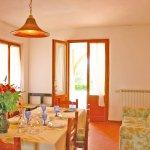 Ferienhaus Toskana TOH625 Wohnraum