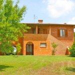 Ferienhaus Toskana TOH625 mit Rasenflaeche