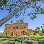 Ferienhaus Toskana TOH635 Baum im Garten
