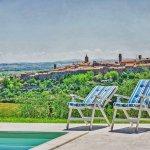 Ferienhaus Toskana TOH635 Pool mit Ausblick