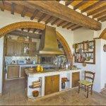 Ferienhaus Toskana TOH635 offene Küche
