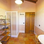 Ferienhaus Toskana TOH960 Bad mit Dusche