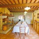 Ferienhaus Toskana TOH960 Esszimmer