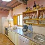 Ferienhaus Toskana TOH960 Küche