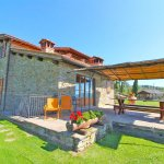 Ferienhaus Toskana TOH960 Pavillon mit Tisch