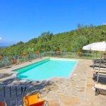 Ferienhaus Toskana TOH960 Pool mit Gartenmöbel