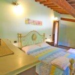 Ferienhaus Toskana TOH960 Schlafzimmer