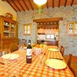 Ferienhaus Toskana TOH960 Tsich im Esszimmer
