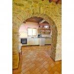 Ferienhaus Toskana TOH960 Zugang zur Küche