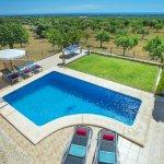 Ferienhaus Mallorca MA4831 Blick auf den Pool