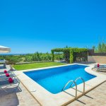 Ferienhaus Mallorca MA4831 Gartenmöbel am Pool