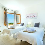 Ferienhaus Mallorca MA4831 Schlafraum mit 2 Betten