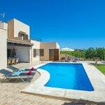Ferienhaus Mallorca MA4831 Sonnenliegen am Pool