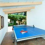 Ferienhaus Mallorca MA4831 Tischtennisplatte