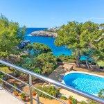 Villa Mallorca MA5549 Blick auf Pool und Meer_bearbeitet-1