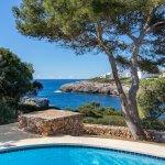 Villa Mallorca MA5549 Meerblick vom Pool