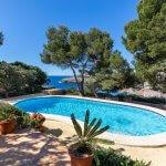 Villa Mallorca MA5549 Pool mit Meerblick