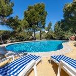 Villa Mallorca MA5549 Sonnenliegen am Pool
