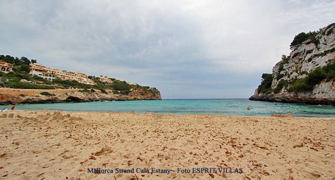 Mallorca Strand Cala Estany, Foto ESPRIT VILLAS