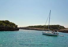 Bucht von Cala Sanau