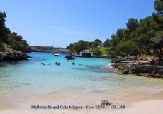 Mallorca Cala Mitjana