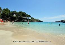 Strand Cala Esmeralda