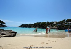 Strand Cala Gran in Cala d'Or