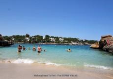 Strand von Es Forti