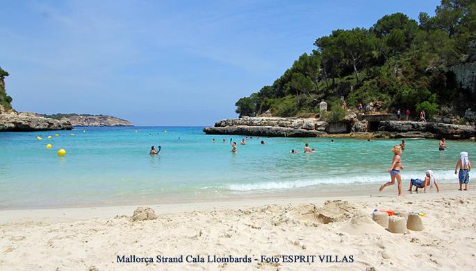 Mallorca Cala Llombards, Foto ESPRIT VILLAS